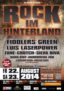 Rock im Hinterland 2014