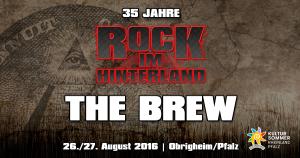 The Brew Rock im Hinterland 2016