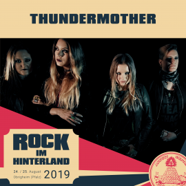 Thundermother – Rock im Hinterland