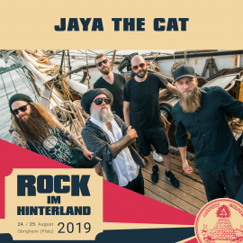 Jaya the Cat – Rock im Hinterland