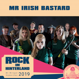 Mr. Irish Bastard – Rock im Hinterland