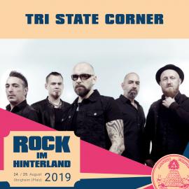 Tri State Corner – Rock im Hinterland